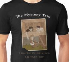 Classic Mystery Trio  Unisex T-Shirt