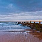Sea Defence by Philip  Whittaker