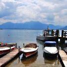 lake Chiemsee by Katja Klages