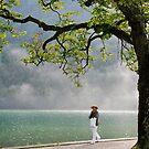 morning stroll by Katja Klages