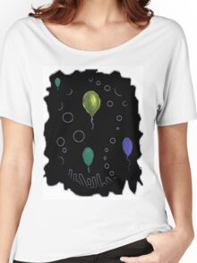 Floating eggs Women's Relaxed Fit T-Shirt