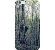 Winking Tree  iPhone Case/Skin