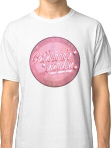 BioShock – Gatherer's Garden Genetic Modifications Logo (Bright Pink) Classic T-Shirt