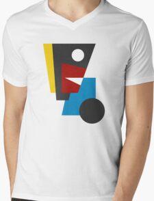 THE SPOKESMAN Mens V-Neck T-Shirt