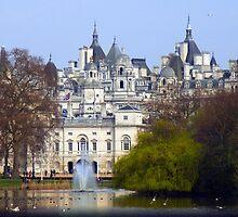 St James's Park, London by vivsworld