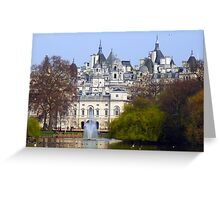 St James's Park, London Greeting Card