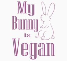 My Bunny is Vegan Kids Clothes