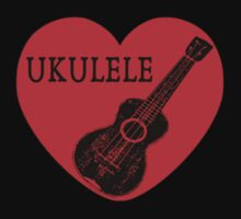 Ukulele Love by Almdrs