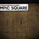 Olympics by lallymac
