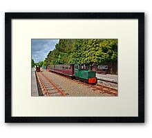Waterford & Suir Valley Railway Framed Print