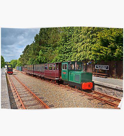 Waterford & Suir Valley Railway Poster