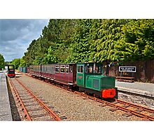 Waterford & Suir Valley Railway Photographic Print