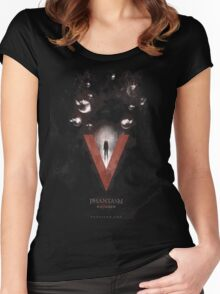 Phantasm 5: Ravager Women's Fitted Scoop T-Shirt