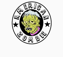 American Zombie Circle Face Part 2 T-Shirt