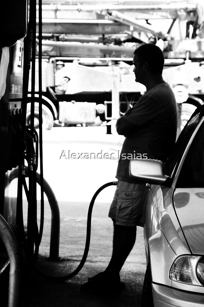 """Unleaded Plus"" by Alexander Isaias"