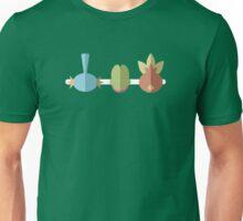 Gen 3 Starters! Unisex T-Shirt