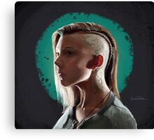 Cressida - The Hunger Games Canvas Print