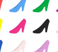 Shoe Fetish Sticker