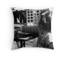 A Child's Eye Throw Pillow