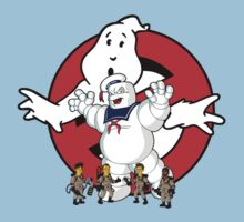 Springfield Ghostbusters  Kids Clothes
