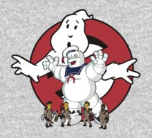 Springfield Ghostbusters  One Piece - Long Sleeve