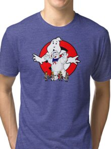 Springfield Ghostbusters  Tri-blend T-Shirt