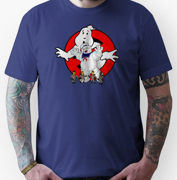Springfield Ghostbusters  Unisex