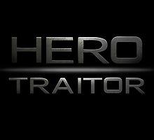 Hero/Traitor by TPceebee