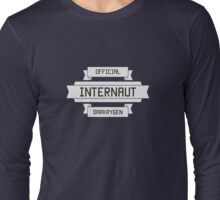 Official Internaut Design Long Sleeve T-Shirt