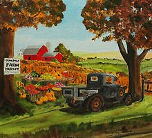 Autumn Pleasures by Jack G Brauer