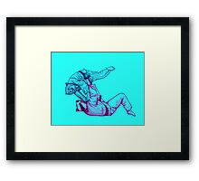 Martial Arts - Way of Life #2 Framed Print