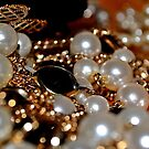 Gold and Pearls  by DearMsWildOne