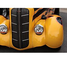 Hot Rod Photographic Print