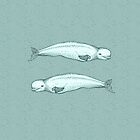 Beluga by mariadurgarian