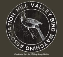 Hill Valley Bird Watching Assoc. by phynias