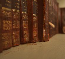 Old Books by Jessica Liatys