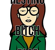 Daria's Resting Bitch Face by thephilberg