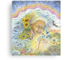 The Great Mother Canvas Print
