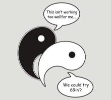 The Original Yin Yang! by jamiefnleckie
