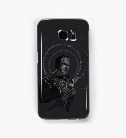 Sentiment is the greatest weakness of all Samsung Galaxy Case/Skin