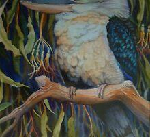 Kookaburra by Natasha Hodgson