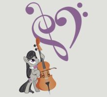 Octavia - Love Through Music T-Shirt