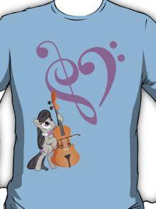 Octavia - Love Through Music T-Shirt