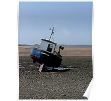One of the last - Ravenglass, Cumbria. Poster