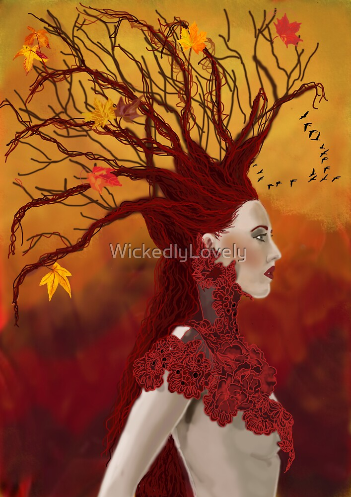 Dryad by WickedlyLovely