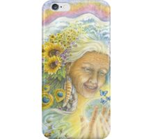 The Great Mother iPhone Case/Skin