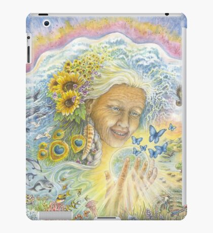 The Great Mother iPad Case/Skin