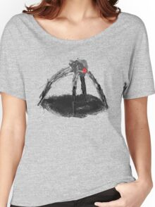 Spider Sketch Women's Relaxed Fit T-Shirt