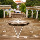 Sentosa Sundial by CatherineWinter