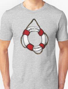 Nautical - Life Buoy T-Shirt